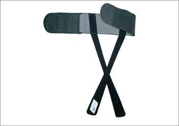 ウエストベルト:通常の腰痛ベルトと同等の機能を備えています。